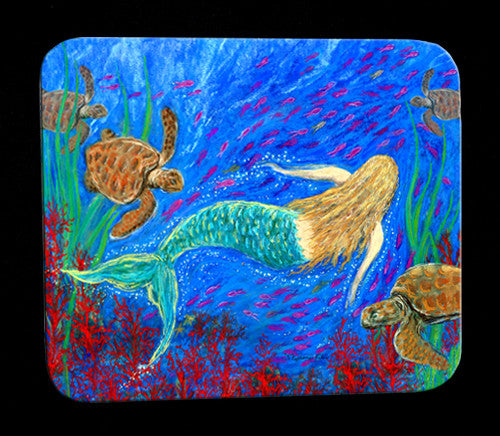 Mermaid Dance Mousepad