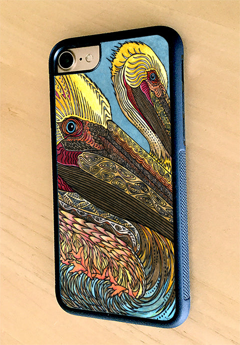 The Pelicans iPhone Case