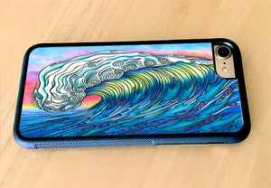 The Wave iPhone Case