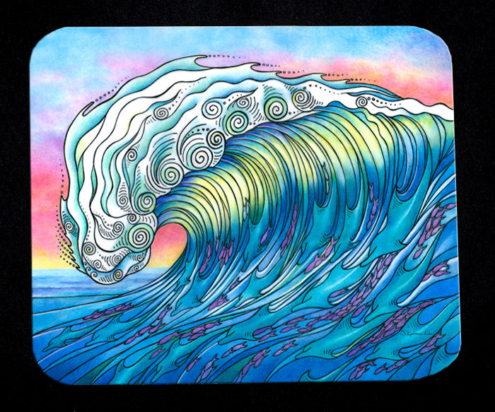 The Wave Mousepad