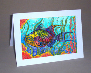 Triggerfish Notecard