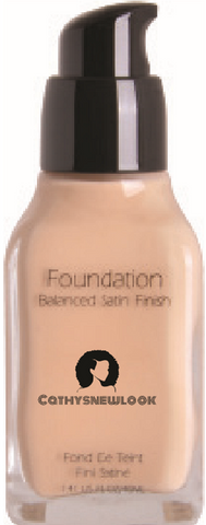 Balanced Satin Finish Foundation (Medium to Full Coverage)by cathysnewlook