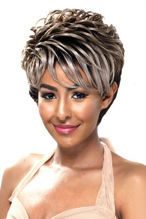 DOME  NOBLESS  SYNTHETIC WIGS BB5167 - Maya