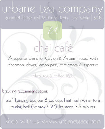 Chai Cafe,#217