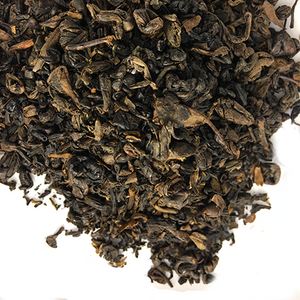 gunpowder - black tea pearls
