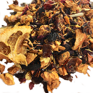 orange berry rooibos