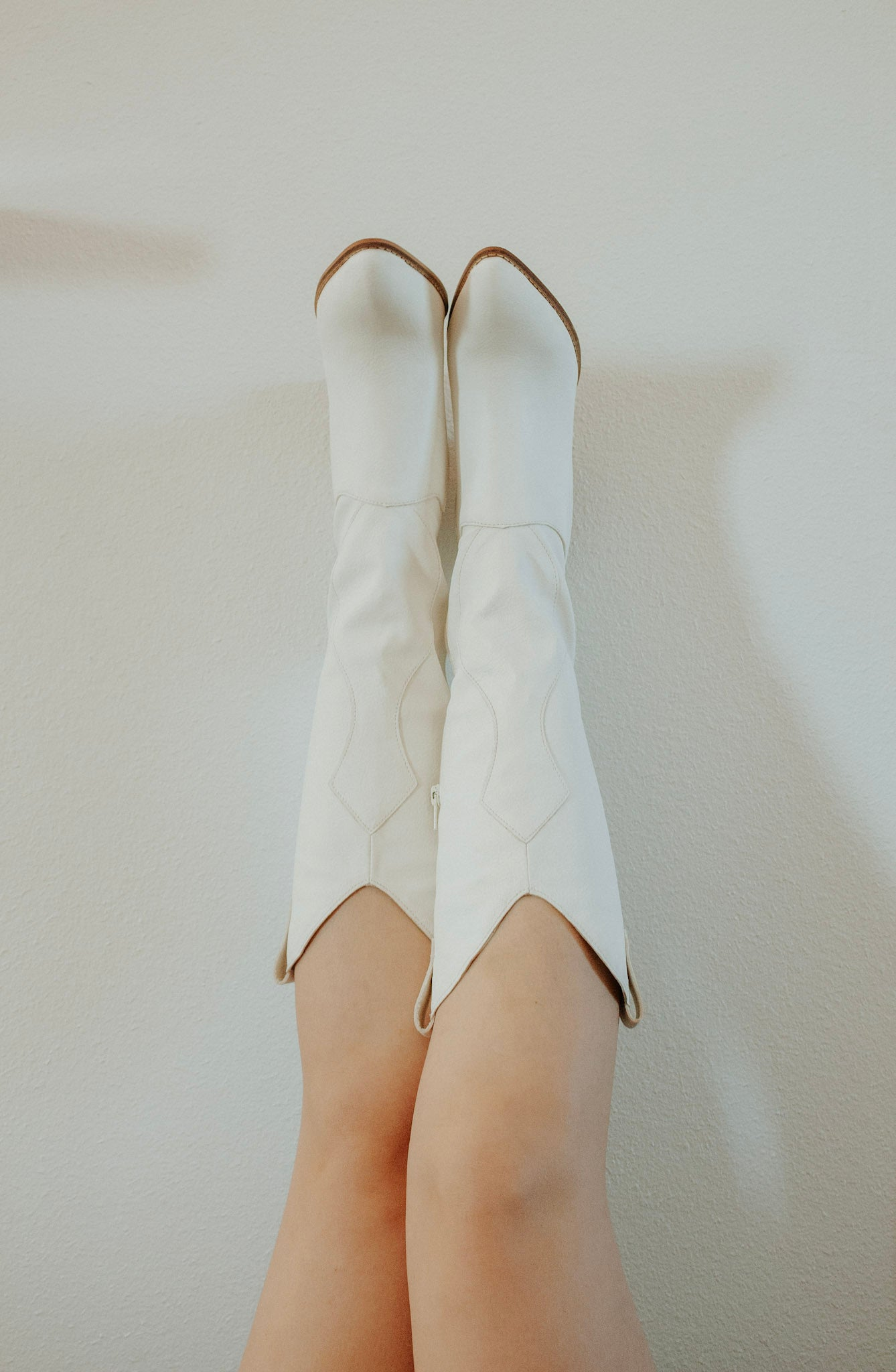 Dolly Ivory Bohemian Boot - Elysian Boutique