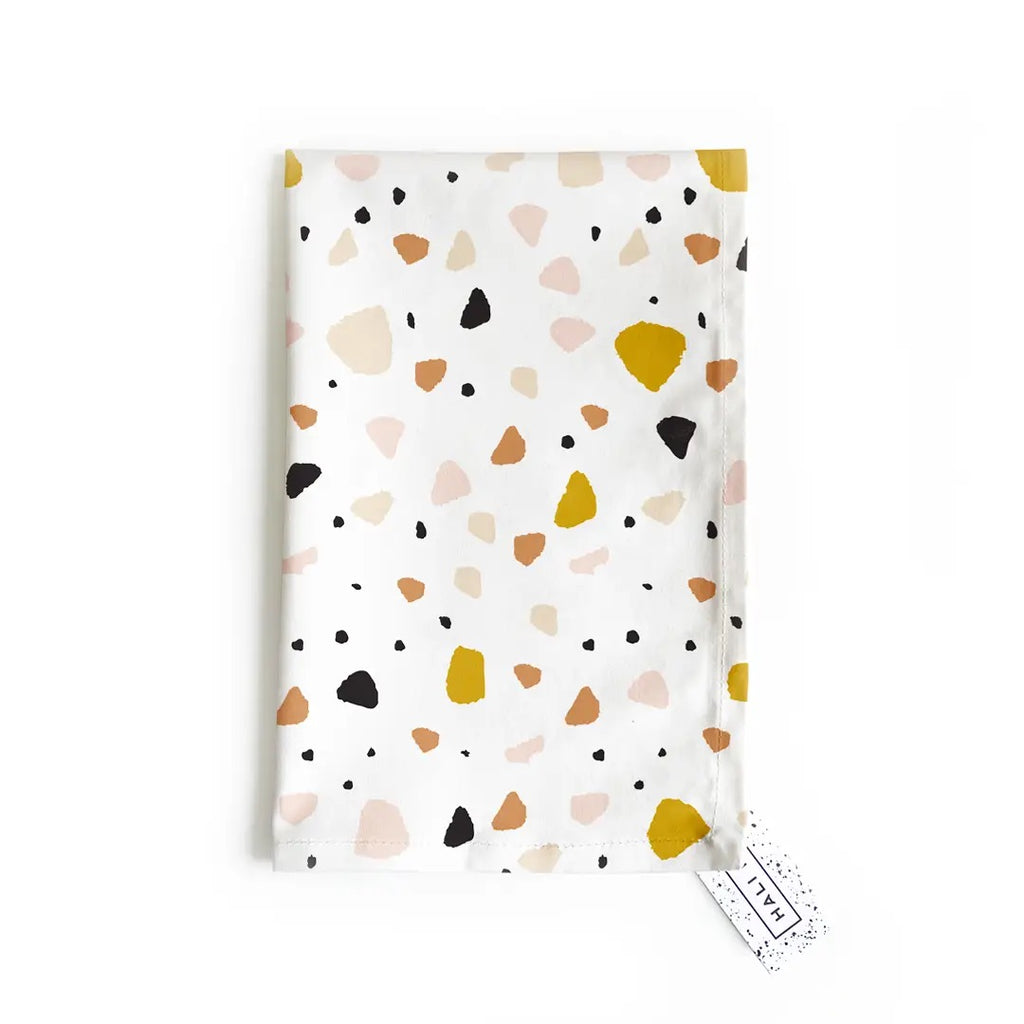 Tea Towel - Small Terrazzo - Elysian Boutique Online Women's Clothing
