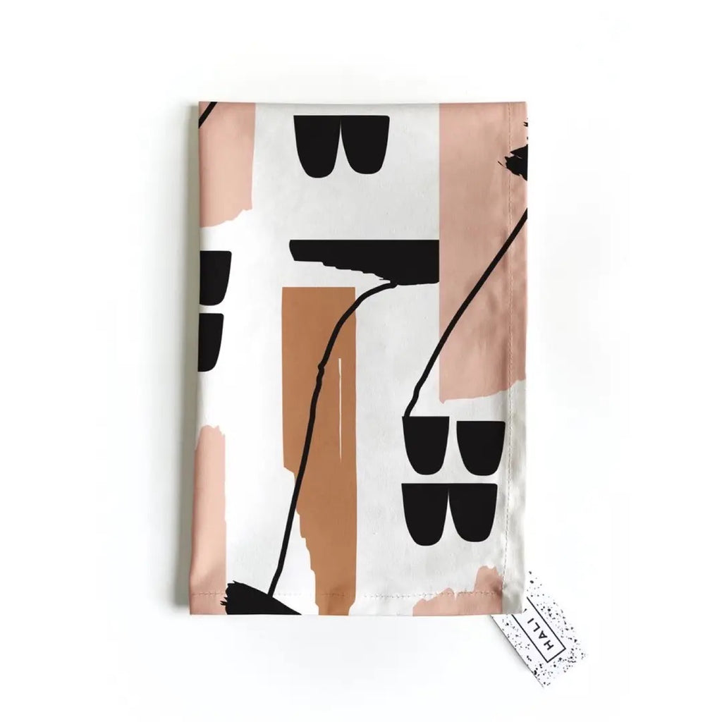 Tea Towel - Hold One - Elysian Boutique Online Women's Clothing