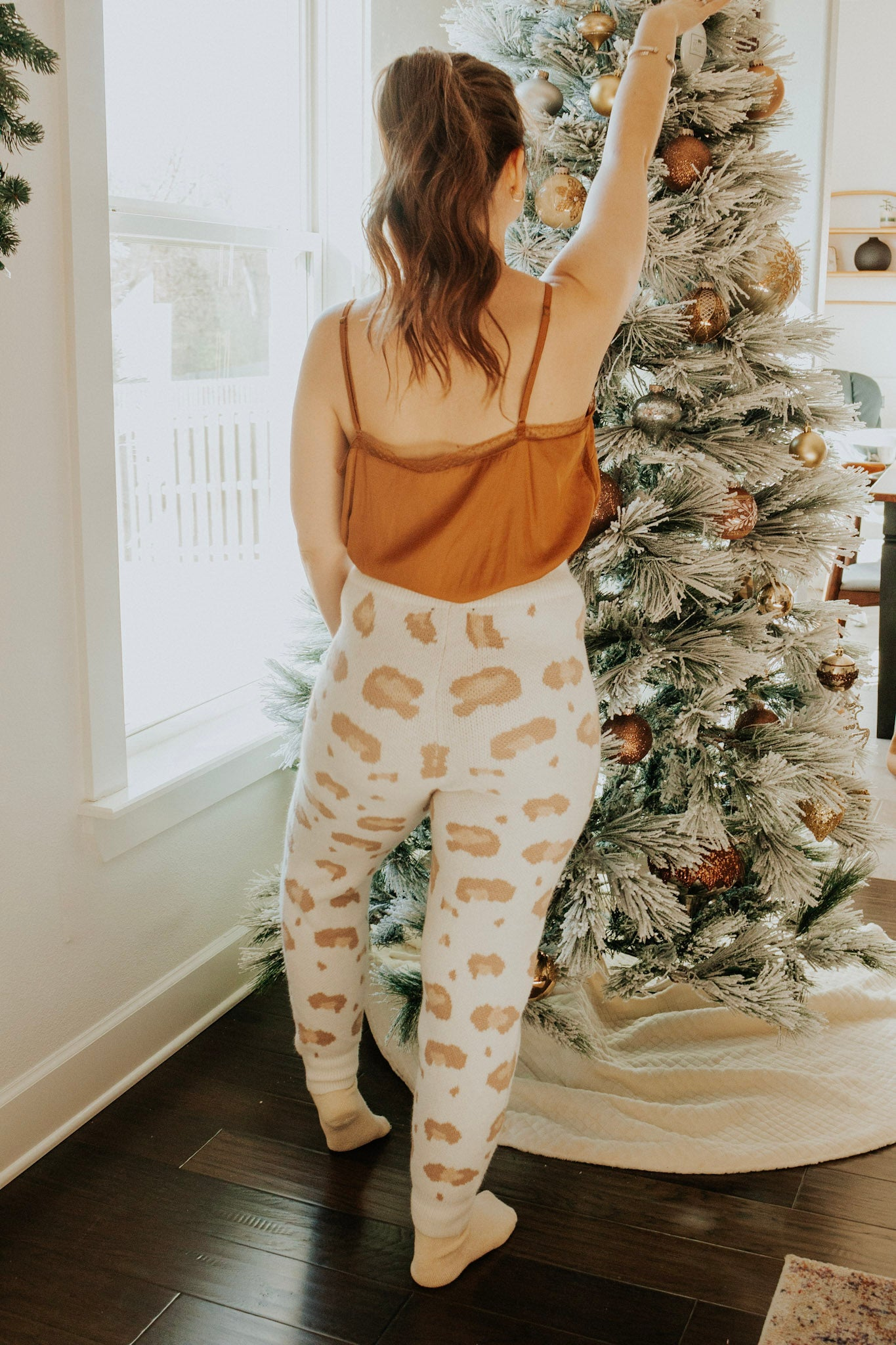 Feisty Side Sweater Joggers - Elysian Boutique Online Women's Clothing