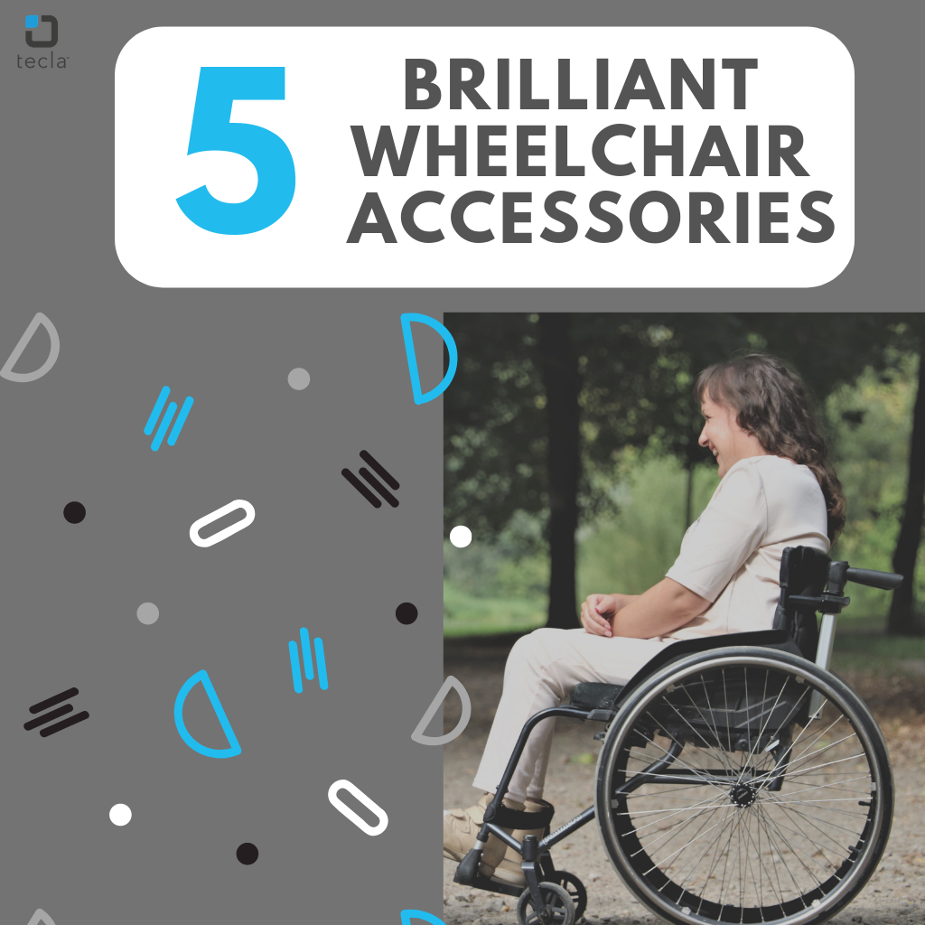 5 Brilliant Wheelchair Accessories