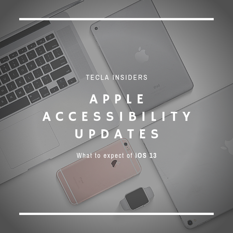 New Accessibility Features to iOS 13: Voice Control & More