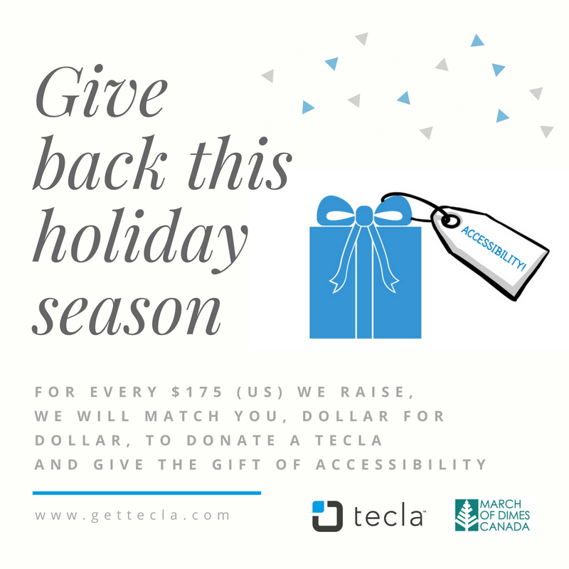 Give the Gift of Accessibility This Holiday Season!