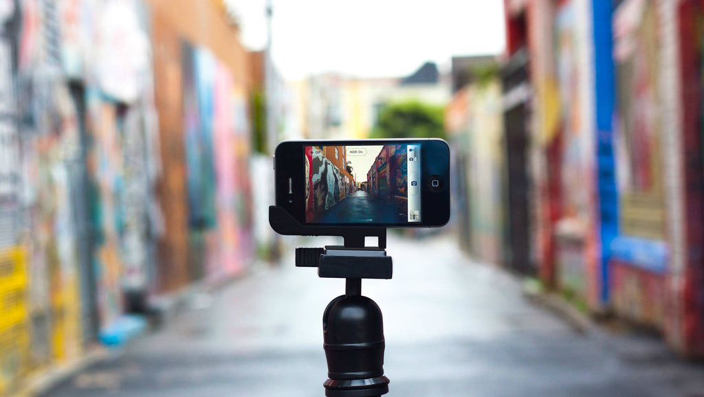 How to Take Cool Photos on an iPhone Using Switch Control