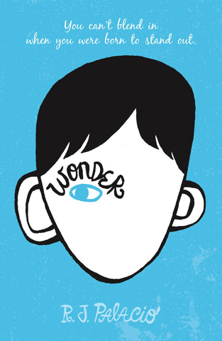Book cover: Wonder