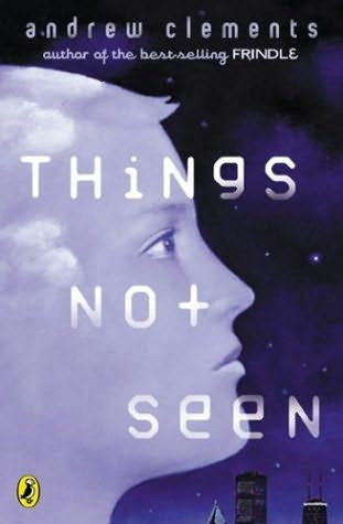 Book cover: Things Not Seen