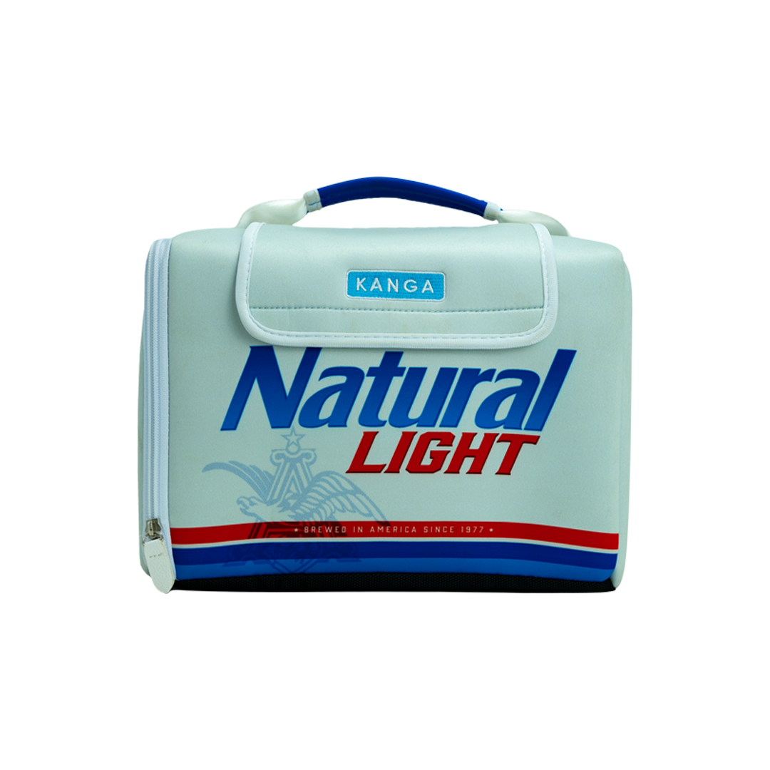 Natural Light 12 pack Kase Mate