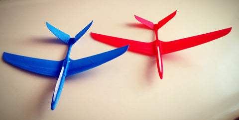 Blade series gliders - Katana and Sabre