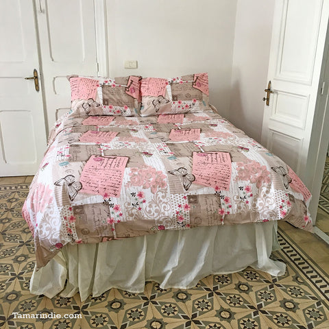 Cotton Bed Sheets مفارش سرير