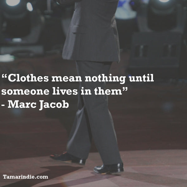 Marc Jacob Quote