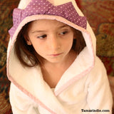 Princess Kids Bathrobe