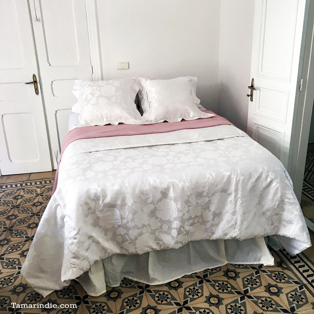 Jacquard Bed Spread|غطاء سرير جاكار