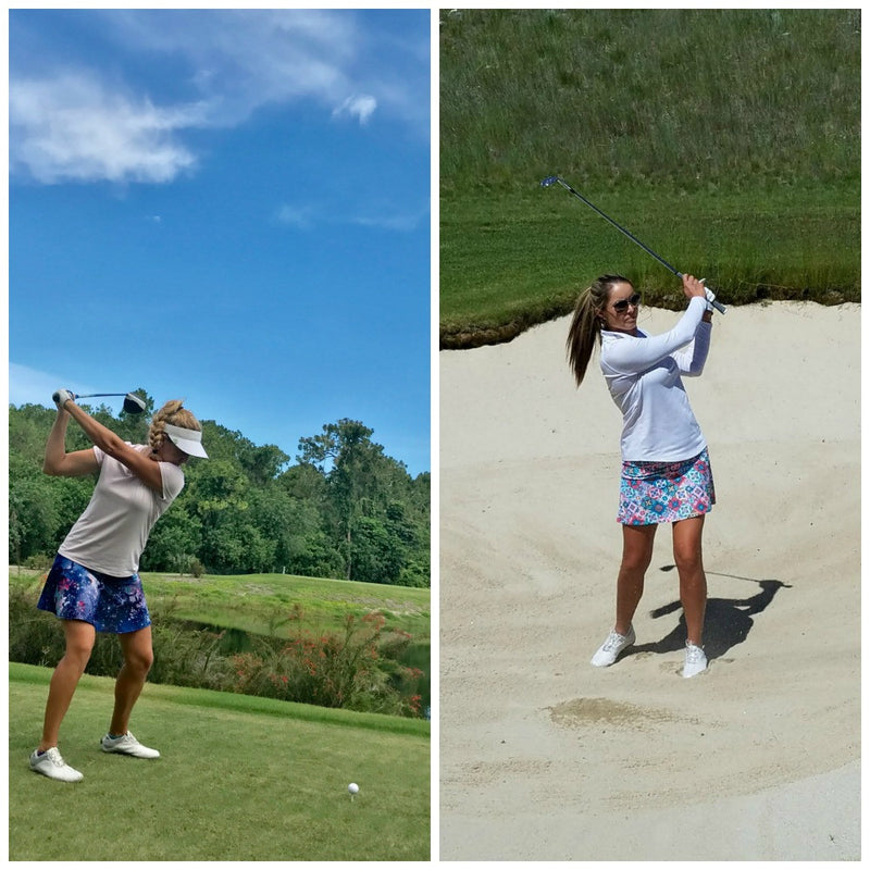 SparkleSkirts Introduces Professional Golfers