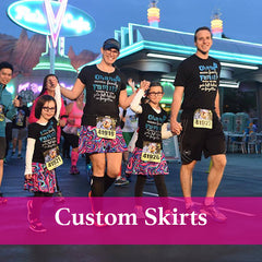 SparkleSkirts Can Design a Custom Skirt for You and Your Daughter!