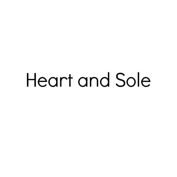 Heart and Sole Logo