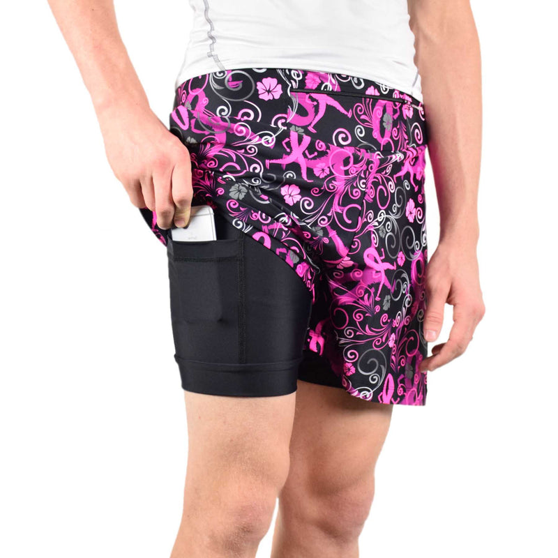 Men's Athletic Shorts 2.0 - BeTheFinish  (Short)