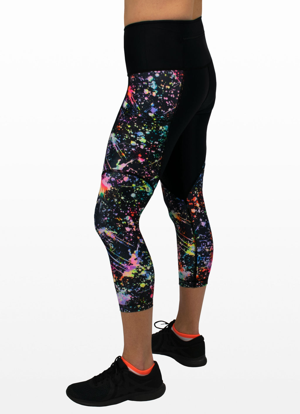 BlackLight SS Capris