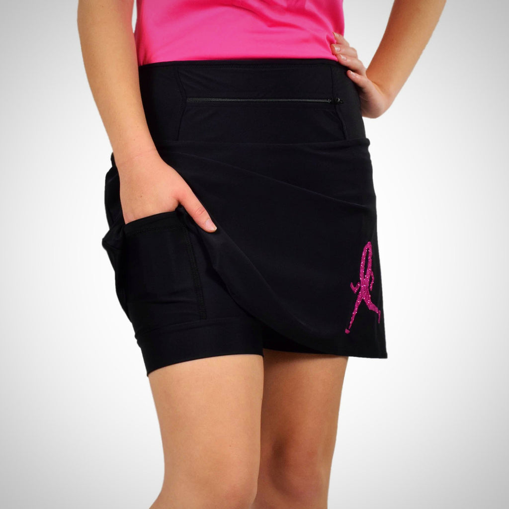 BlackSilk CasualFit 2.1 with Donna Embellishment - XS