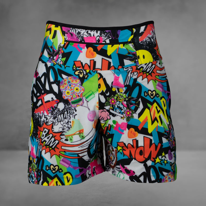 Men's Athletic Shorts 2.0 ComicRelief (Short)
