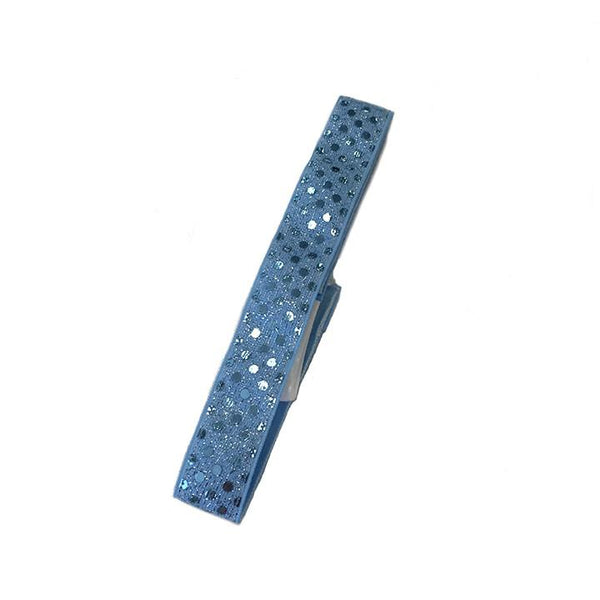 Crystal Blue Headband
