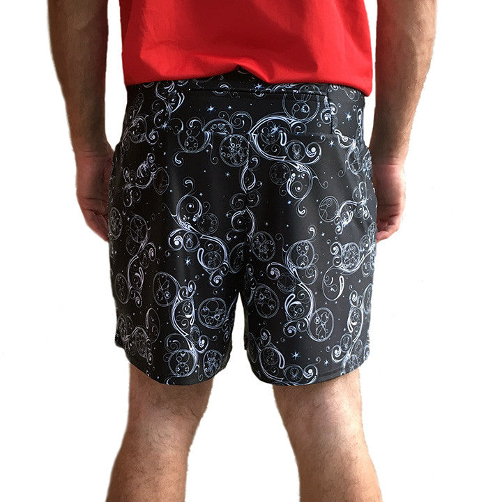 Men's Athletic Shorts - DeepSpace (Short)