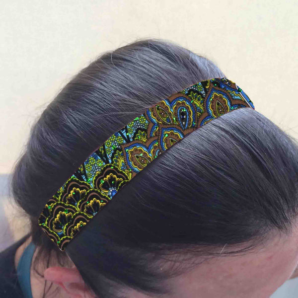 PeacockEarth Headband