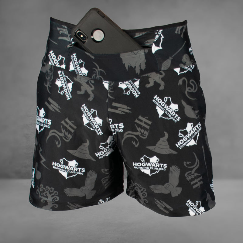 Men's Athletic Shorts 2.0 - Hogwarts Grey (Short)