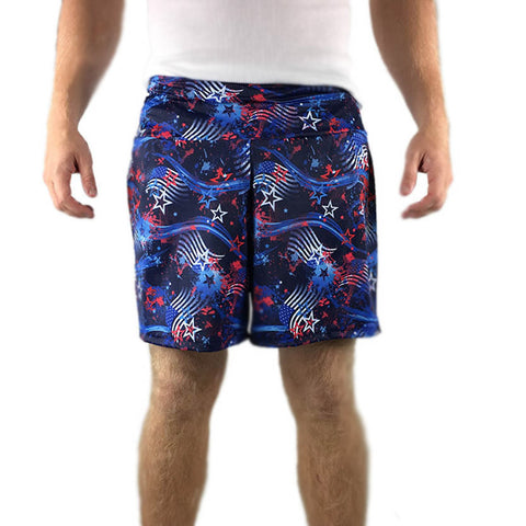 Men's Athletic Shorts - Liberty - SportsCar (Short)