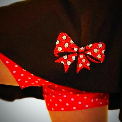 Peek-A-Mini Bow Embellishment