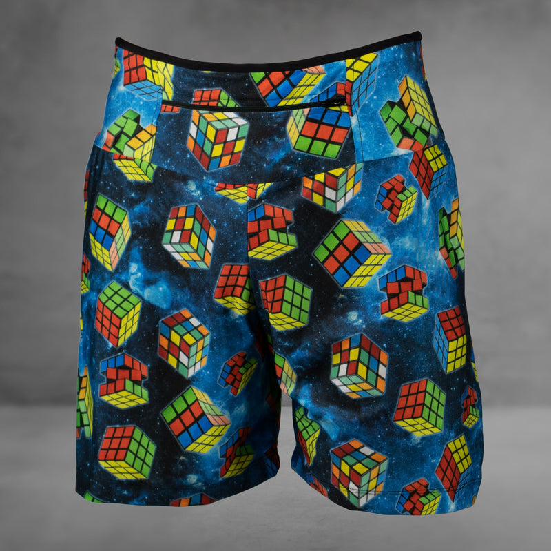 Men's Athletic Shorts 2.0 - RubiksCube (Short)