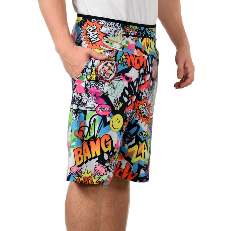 Men's Athletic Shorts 2.0 - ComicRelief (Long)