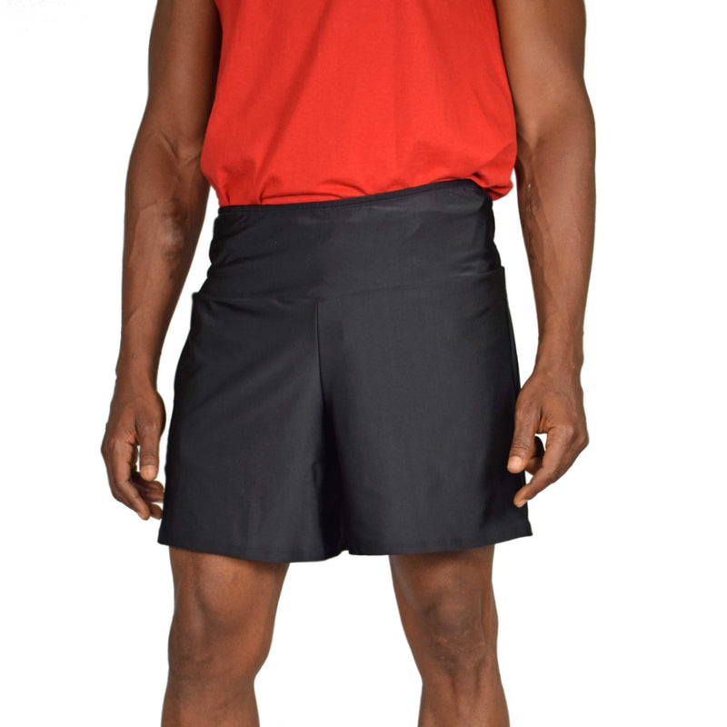 Men's Athletic Shorts - Black (Short)