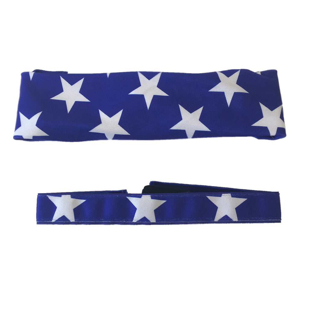 WomanOfSteel Stars Headband