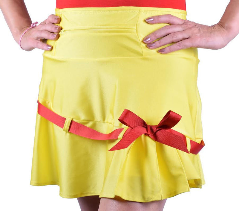 DressMeUp Yellow SwingStyle