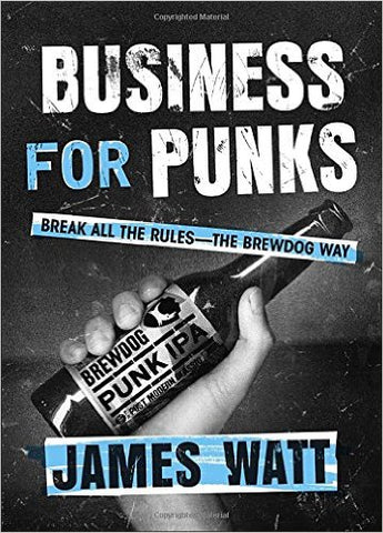 business for punks beer book