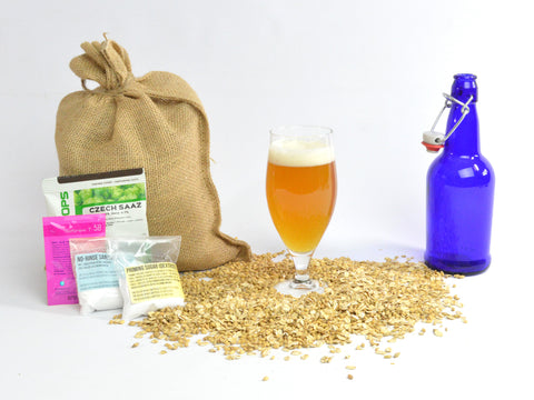 Bruges Belgian Witbier - One Gallon Recipe Pack