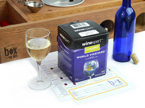 Australian Chardonnay One Gallon Winemaking Ingredient Pack