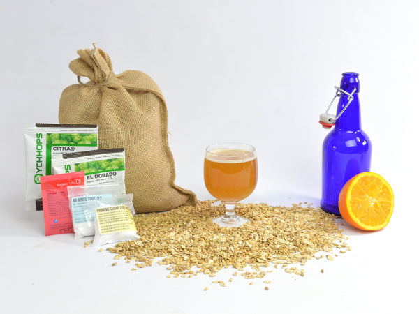 Juice Bomb New England IPA  - One Gallon Recipe Pack