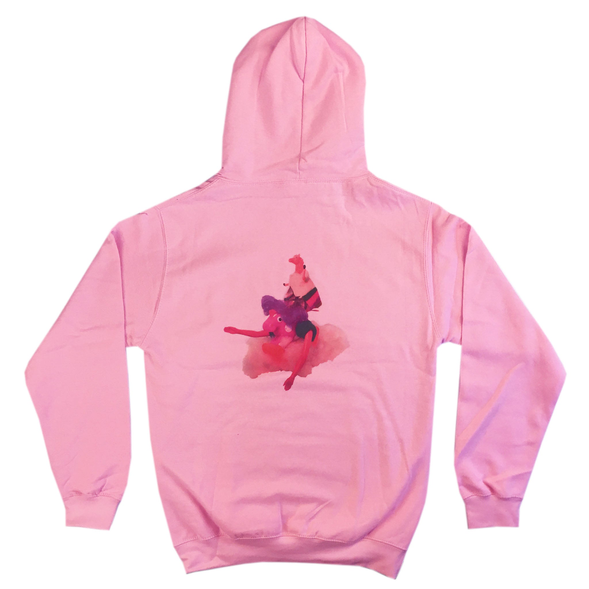 Dream Cloud - Adult Hoodie - Baby Pink
