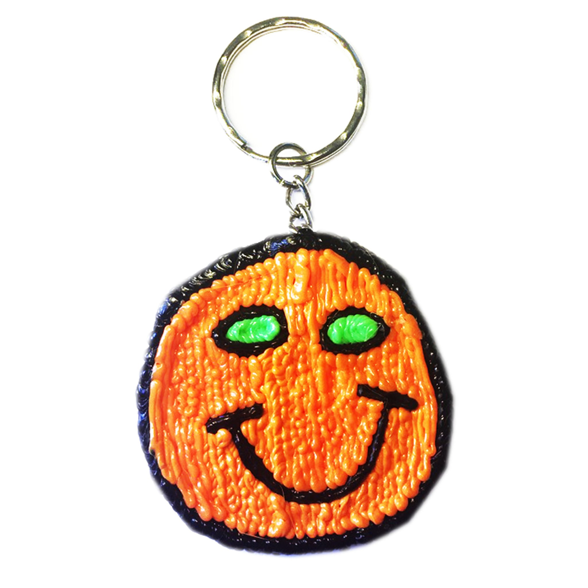 Happy 1 - Keychain